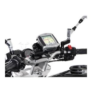 SW-MOTECH Quick Release GPS Mount Yamaha FZ6 / FZ1
