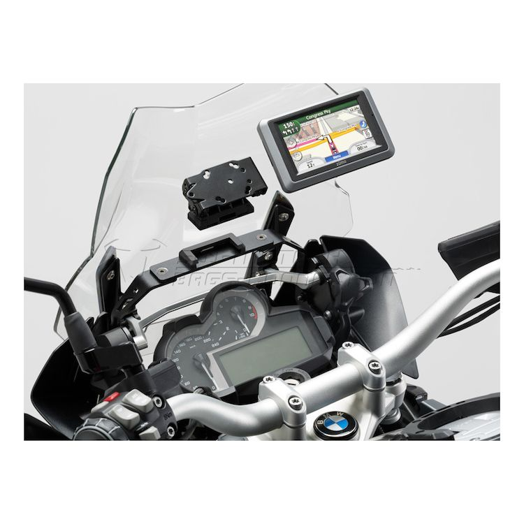 SW-MOTECH Quick Release GPS Mount BMW R1200GS / Adventure / R1250GS Adventure 2013-2019-2020