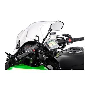 SW-MOTECH Quick Release GPS Mount Kawasaki Ninja 1000 2011-2015