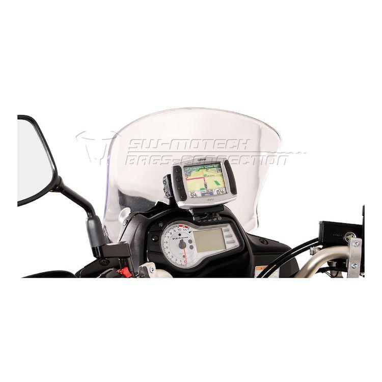 SW-MOTECH Quick Release GPS Mount Suzuki V-Strom DL650 2012-2015