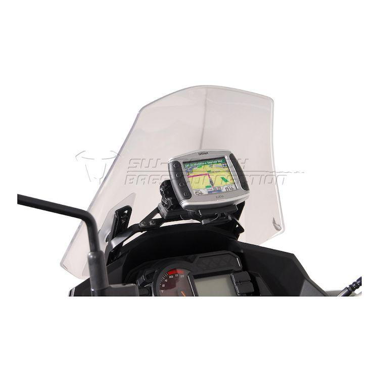 SW-MOTECH Quick Release GPS Mount Kawasaki Versys 1000 2012-2014