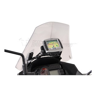 SW-MOTECH Quick Release GPS Mount Kawasaki Versys 1000 2012-2014