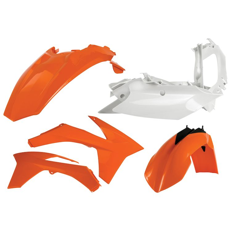 Acerbis Standard Plastic Kit KTM SX 65 2012-2015