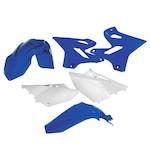 Acerbis Standard Plastic Kit Yamaha YZ125 / YZ250 2002-2005