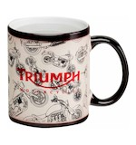 Triumph Magic Mug
