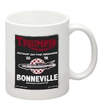 Triumph Breaking The Barrier Mug