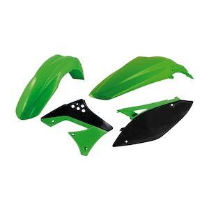Acerbis Standard Plastic Kit Kawasaki KX250F 2006-2008