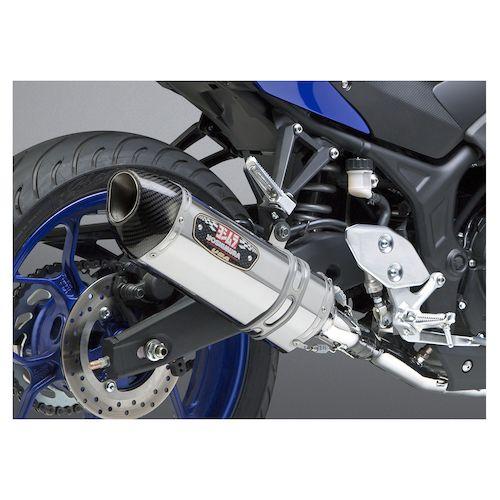 Yoshimura r77 race exhaust system yamaha r3 2015 2017 for Yamaha exhaust systems