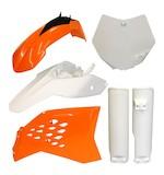 Acerbis Full Plastic Kit KTM 85 SX 2003-2011 / 105 SX 2004-2011