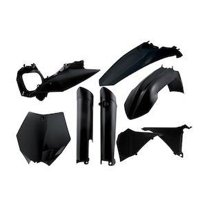 Acerbis Full Plastic Kit KTM SX / SX-F / XC / XC-F 125cc-450cc 2011-2012