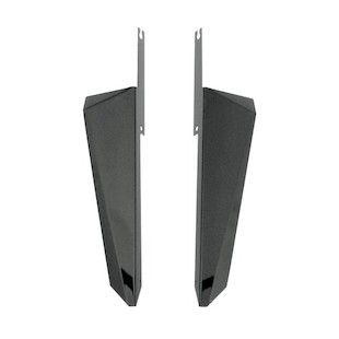 Paughco Fork Wind Guards For Harley Touring 1984-2013