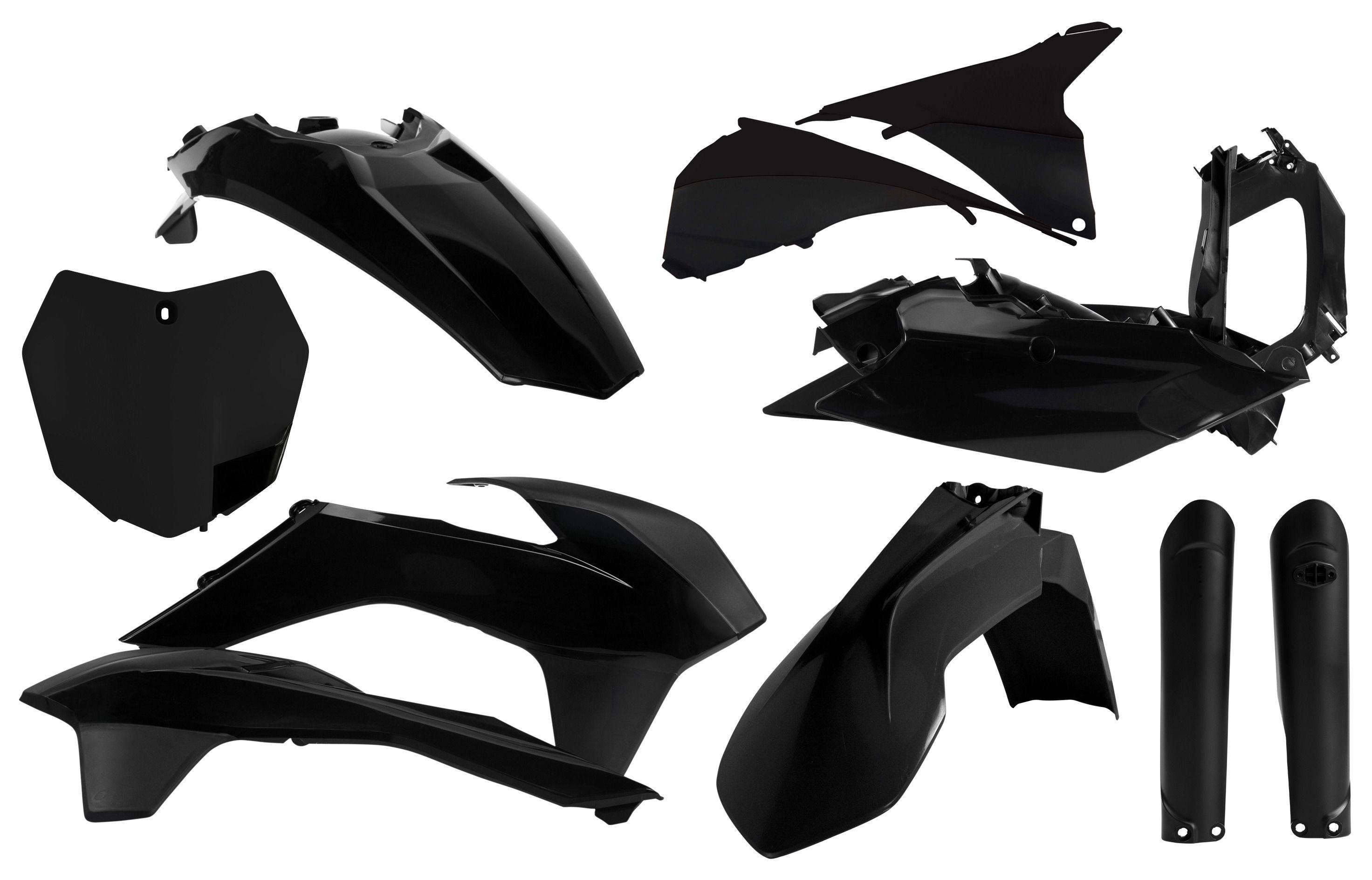 acerbis full plastic kit ktm sx / sx-f / xc / xc-f 125cc-450cc
