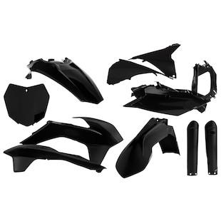 Acerbis Full Plastic Kit KTM SX / SX-F / XC / XC-F 125cc-450cc 2013-2014