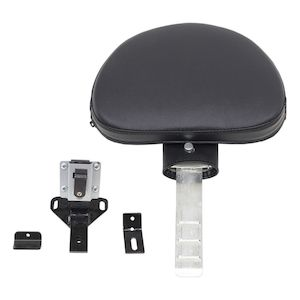 Saddlemen Road Sofa PT Driver Backrest For Harley