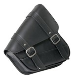 Willie & Max Swing Arm Saddlebag For Harley Sportster 1986-2016