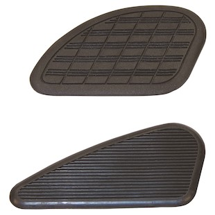 Jammer Gas Tank Knee Pads