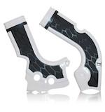 Acerbis X-Grip Frame Guards Honda CRF250R 2014-2017 / CRF450R 2013-2016