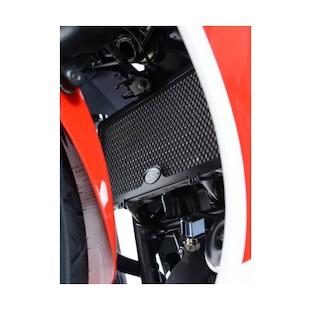 R&G Racing Radiator Guard Honda CBR300R / CB300F 2015