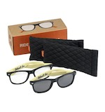 Biltwell Knockaround Limited Edition Sunglasses Set