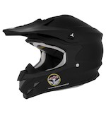 Scorpion VX-34 Helmet Matte Black / LG [Blemished - Very Good]