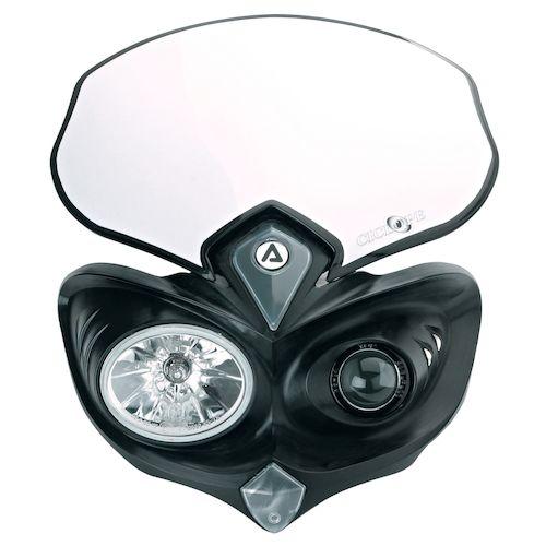 Acerbis Cyclops Headlight Revzilla