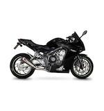 Scorpion Serket Taper Exhaust System Honda CBR650F 2014-2015