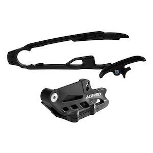 Acerbis Chain Guide / Slider Kit KTM EXC / XCW 125cc-500cc 2012-2016