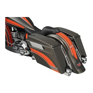 cddcf5500f Drag Specialties Extended Saddlebag For Harley Touring