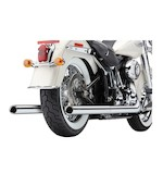 Cobra Dual Exhaust For Harley Softail 2012-2016