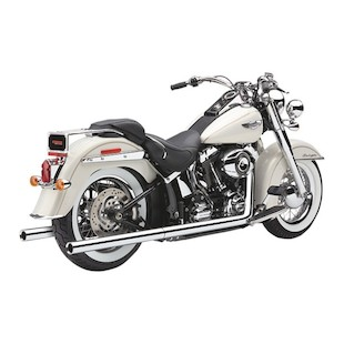 Cobra Dual Exhaust For Harley Softail