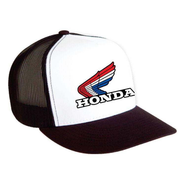 Factory Effex Honda Vintage Snapback Hat - RevZilla 9b3c38eaaedb