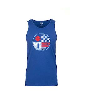 Factory Effex Suzuki MX Tank Top