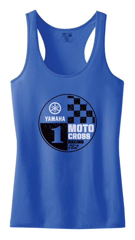 99e1cf575d8f8 Factory Effex Yamaha MX Women s Tank Top