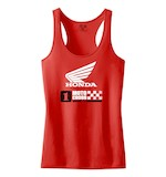 Factory Effex Women's Honda MX Tank Top