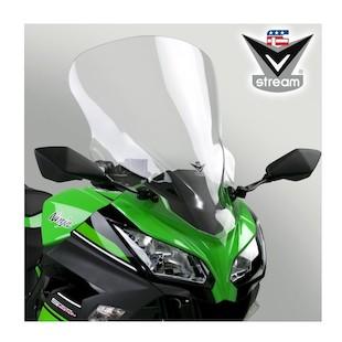 National Cycle VStream Tall Touring Windscreen Kawasaki Ninja 300 2013-2017