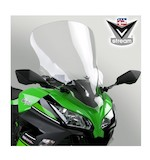 National Cycle VStream Tall Touring Windscreen Kawasaki Ninja 300 2013-2017