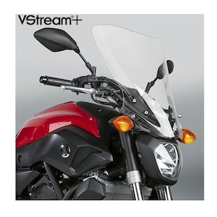 National Cycle VStream Tall Touring Windscreen Yamaha FZ-07 2015-2017
