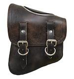 La Rosa Solo Zipper Bag For Harley Softail & Rigid