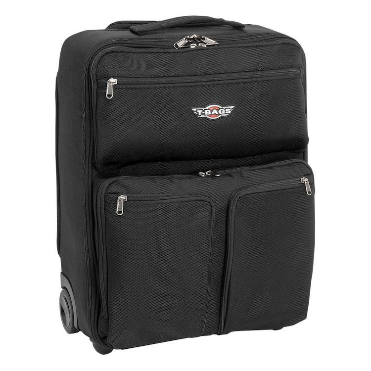 T-Bags Fly-N-Ride Sissy Bar Tour Pak Bag