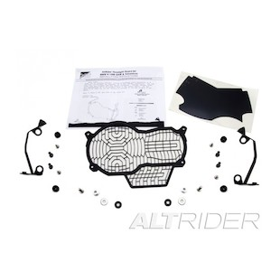 AltRider Extended Headlight Guard Kit BMW R1200GS 2013-2016