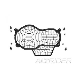 AltRider Replacement Extended Headlight Guard Lens BMW R1200GS 2013-2018
