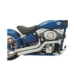Supertrapp Exhaust Mean Mothers Side Swipes For Harley Breakout 2013-2015