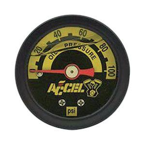 Accel Oil Pressure Gauge
