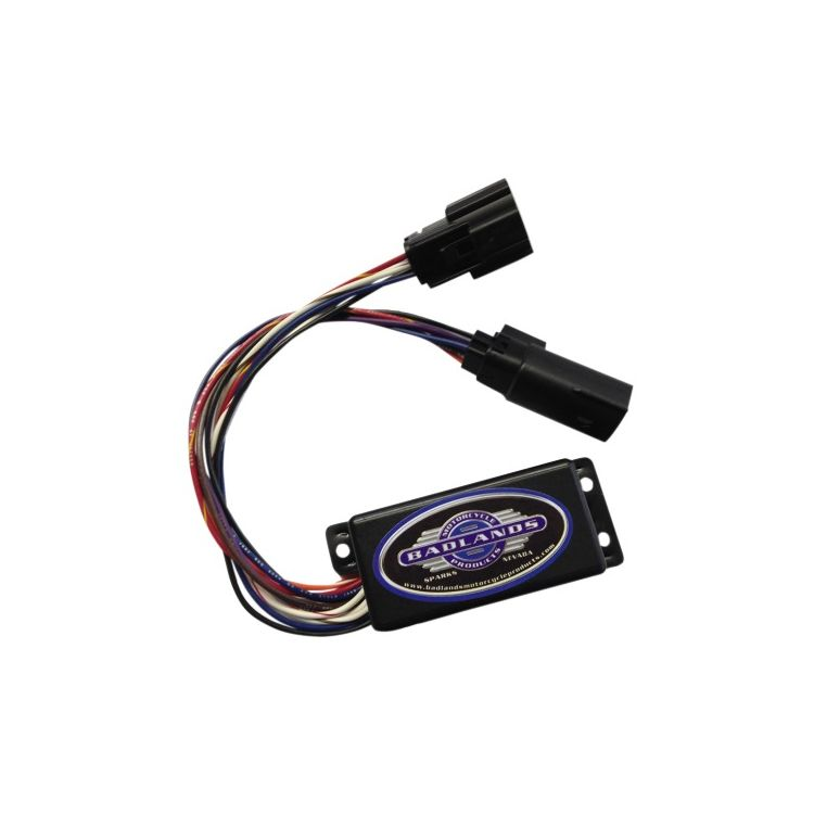 Badlands Brake Light Eliminator For Harley Touring 2014-2016