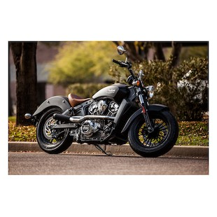 Trask 2-Into-1 Exhaust System For Indian Scout 2015-2018