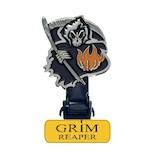 Biker Boot Straps Grim Reaper Straps
