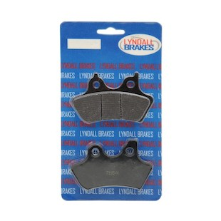 Lyndall Brakes X-Treme Performance Front / Rear Brake Pads For Harley 2000-2007
