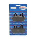 Lyndall Brakes X-Treme Performance Front/Rear Brake Pads For Harley 2000-2007