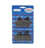 Lyndall Brakes X-Treme Performance Front/Rear Brake Pads For Harley