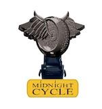 Biker Boot Straps Midnight Cycle Straps